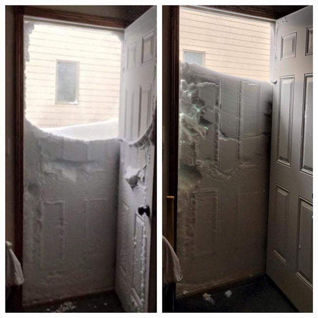 Front Doors Kansas City: Winter Storm Kayla: Plains Blizzard Is One Of The Heaviest