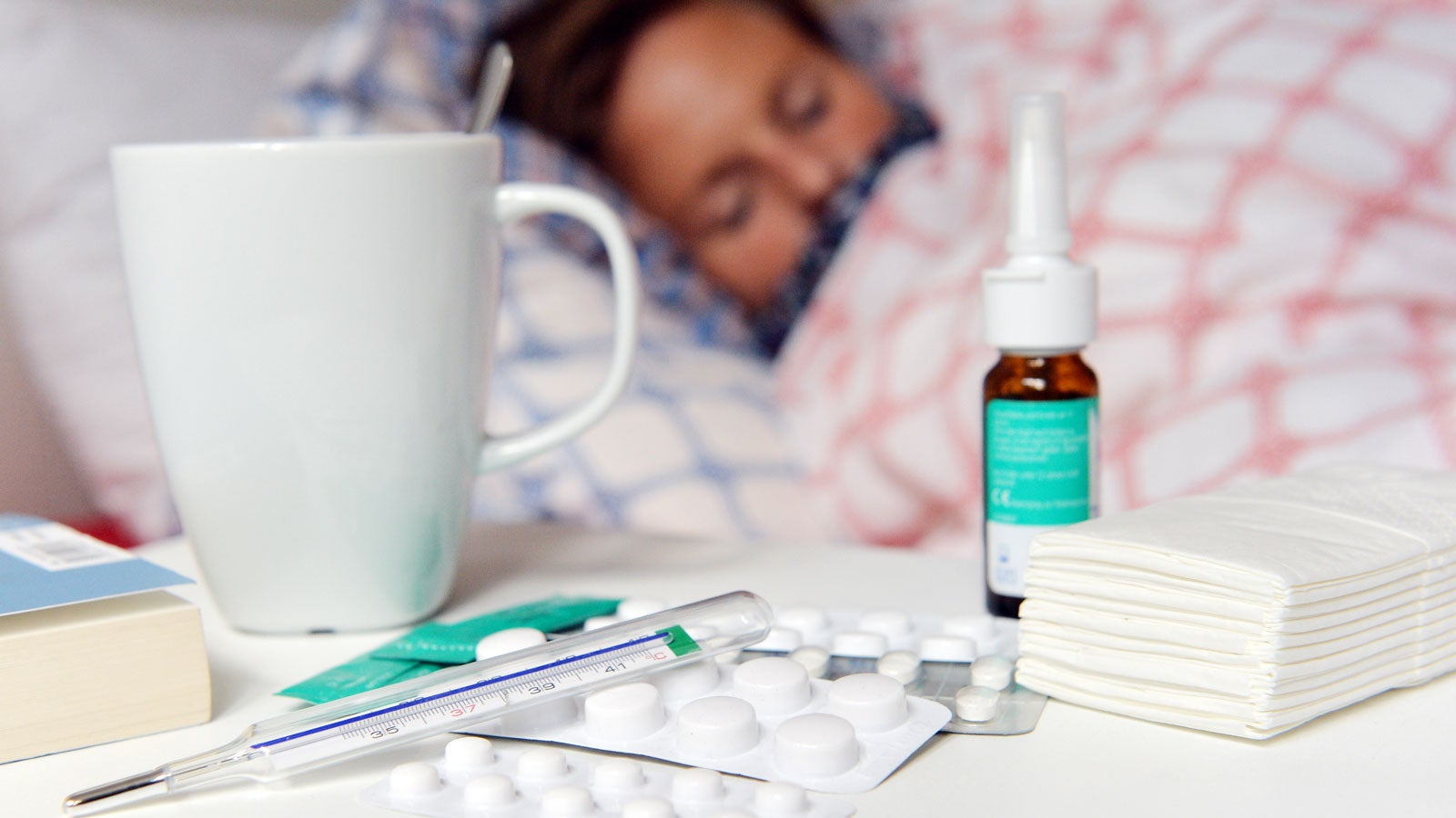 Eleven tips and tricks to stop a cold or flu virus in its tracks (PHOTOS)