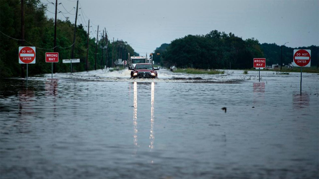 Most Hurricane Harvey Drowning Deaths Occurred Outside