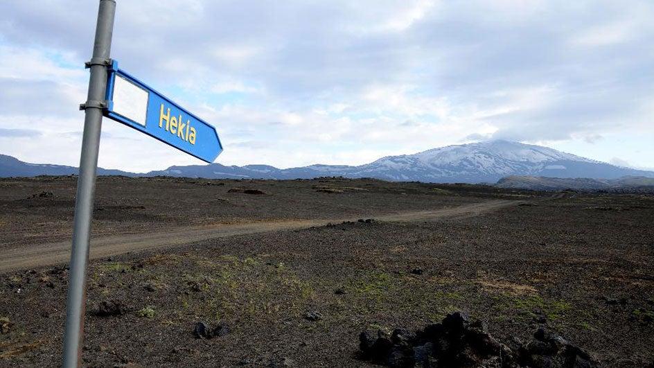 Según los científicos, el volcán Hekla de Islandia podría erupcionar pronto
