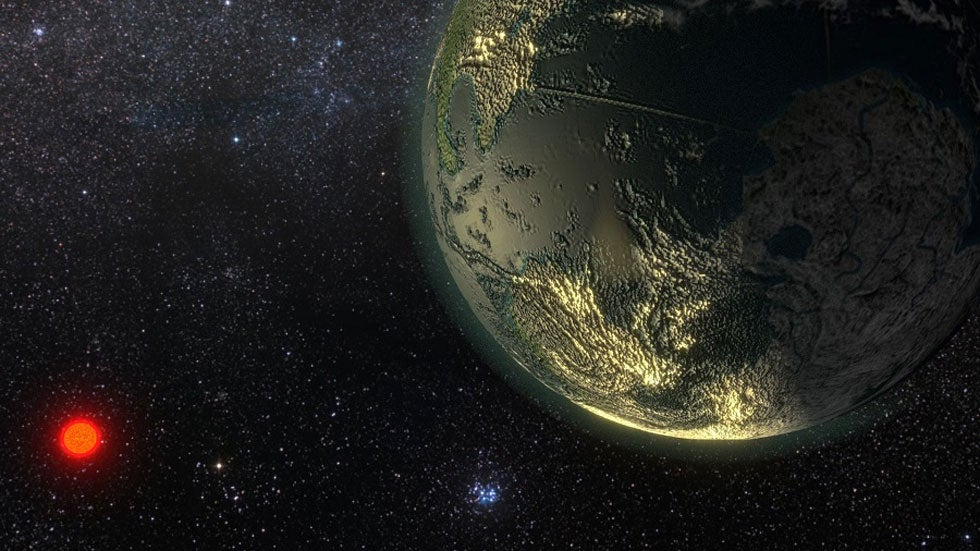 'Super-Earth' Discovered Among 60 New Planets