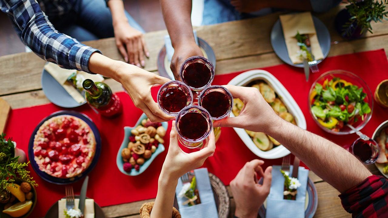Cómo evitar las alergias a los alimentos durante las festividades