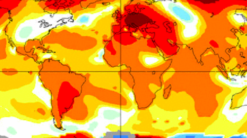 We Just had the Warmest June on Record