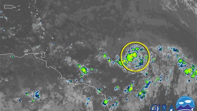 Tiny Hurricane Beryl Intensifying, May Reach Lesser Antilles as a Hurricane Late...