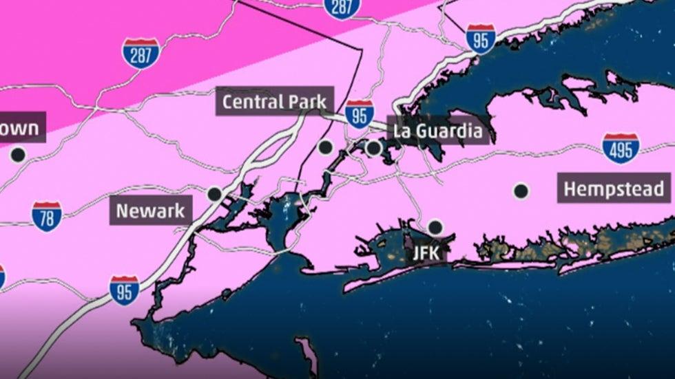 El noreste se prepara para la Tormenta Invernal Harper: Gobernador de N.Y. emite una advertencia