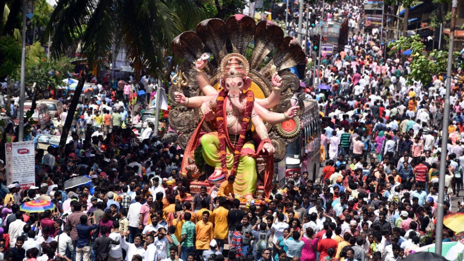 Celebrate an Eco-Friendly Ganesh Chaturthi This Year
