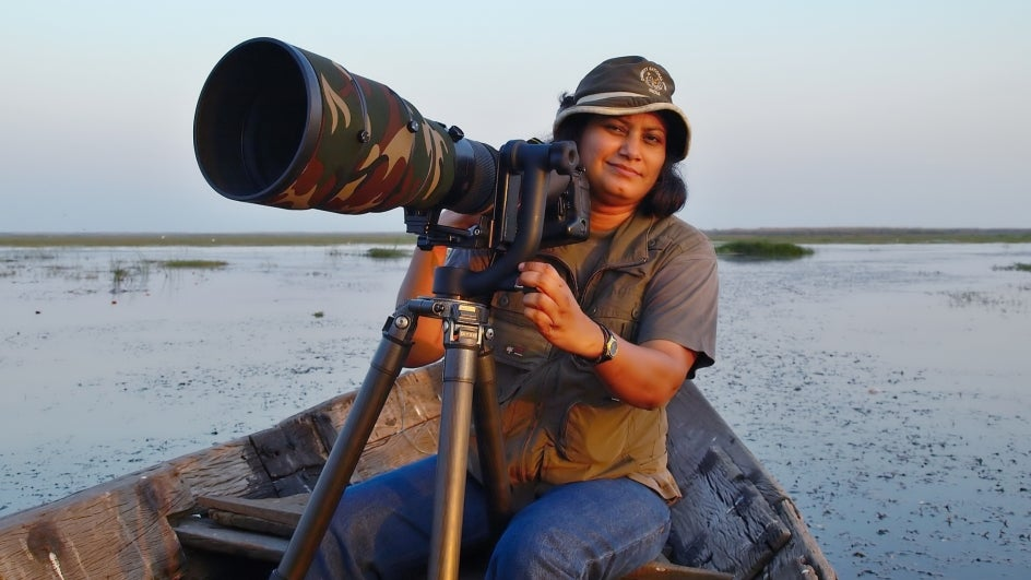 Clicking With Nature: An Interview with Wildlife Photographer Rathika Ramasamy