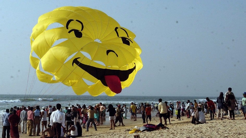 Weather in Goa: Annual Temperature, Rainfall Trends for Goa