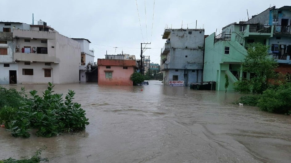 Madhya Pradesh: Govt Seeks 11.8K Crore Flood Assistance