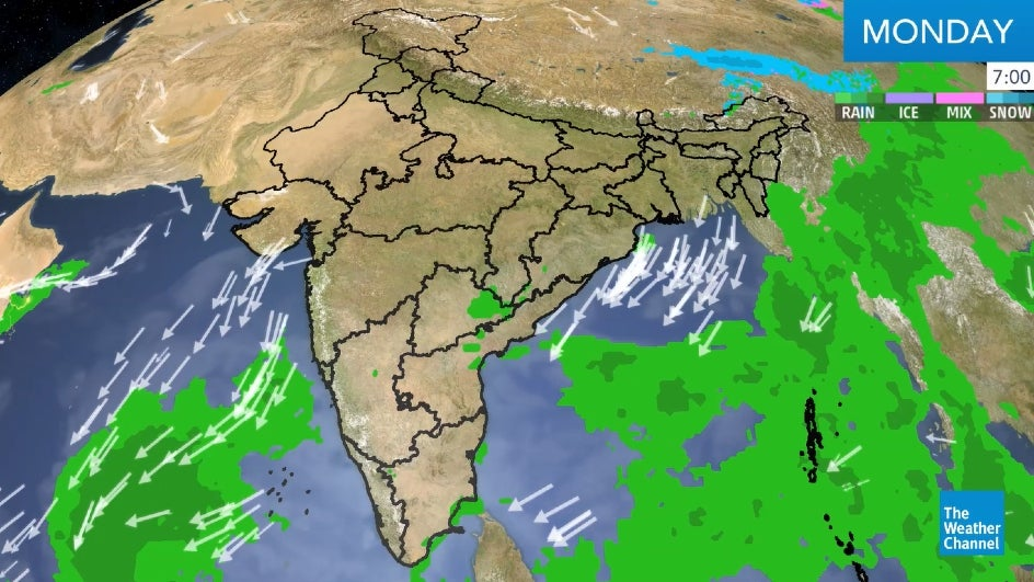 WATCH: Latest India Weather Forecast: Oct 14