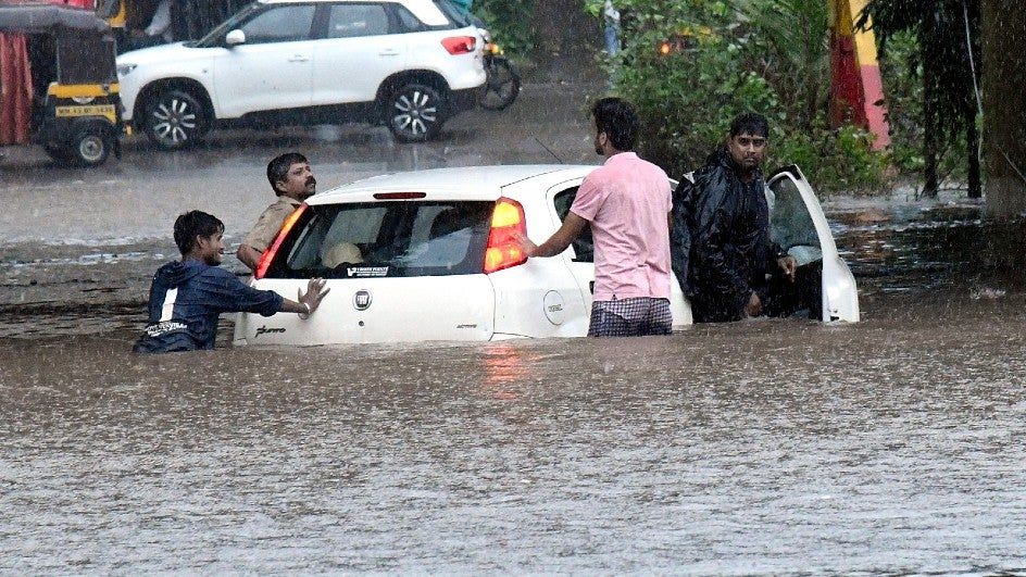 Mumbai, Get Ready: Weatherman Predicts Deluge on Thursday