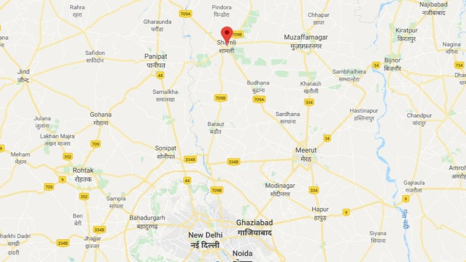 Tremors Felt in Delhi NCR after Quake in Uttar Pradesh's Shamli District