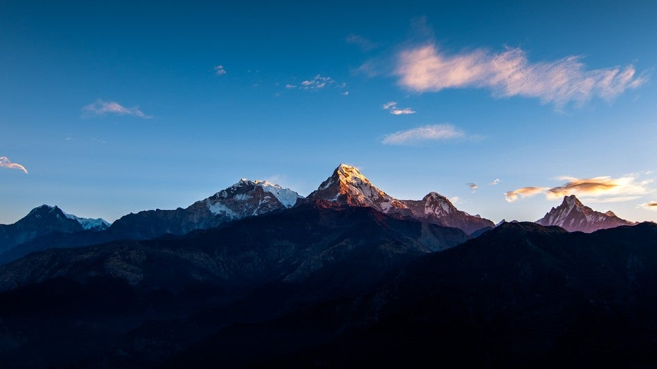 Government Opens Up 137 Mountain Peaks to Foreign Tourists