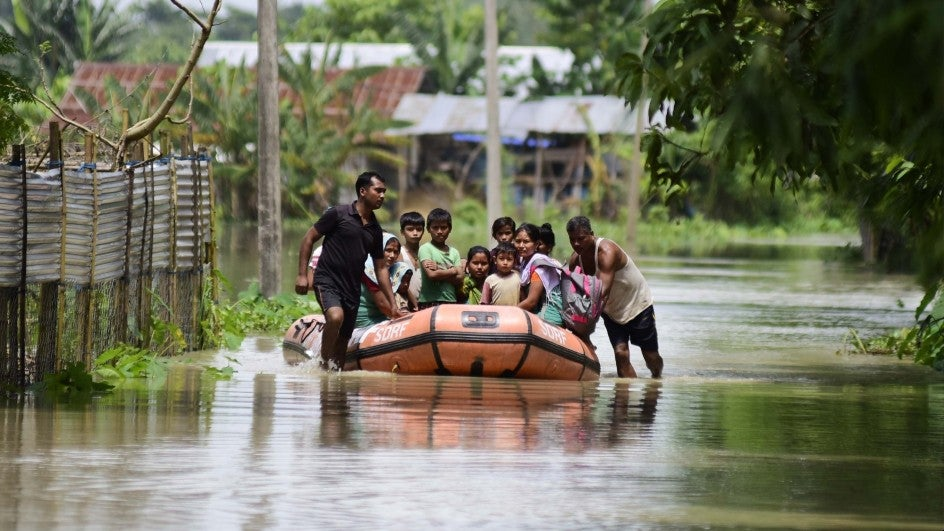 Second Wave of Assam Floods Claims 4 More Lives; Toll Rises to 86