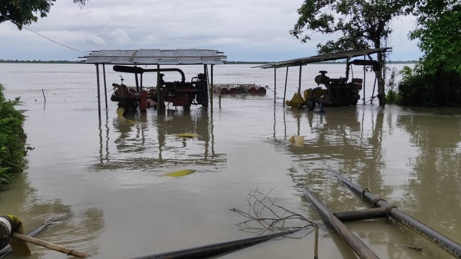 9.26 Lakh People, 15.3 Lakh Animals Affected in Assam as Monsoon Flood Worsens Across Northeast India