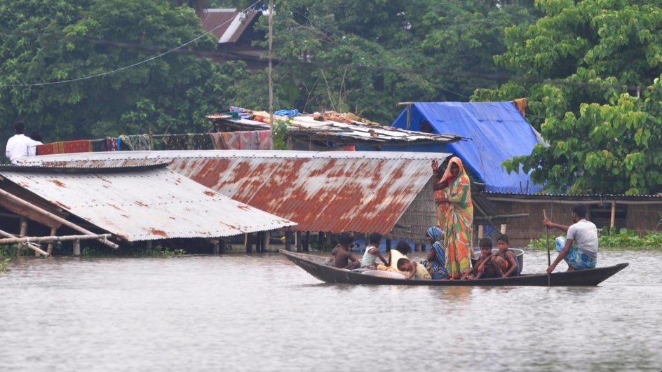 Assam Floods Impact 15 Lakh People; Death Toll Rises to 33