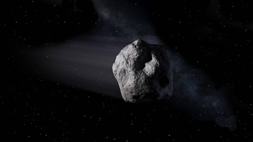Massive Asteroid 'Apophis' May Hit Earth in 2068, Says Astronomers | The Weather Channel - Articles from The Weather Channel | weather.com
