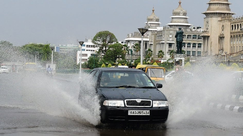 On Tuesday and Wednesday, isolated parts of southern Karnataka and Kerala witnessed brief spells of intense rain.