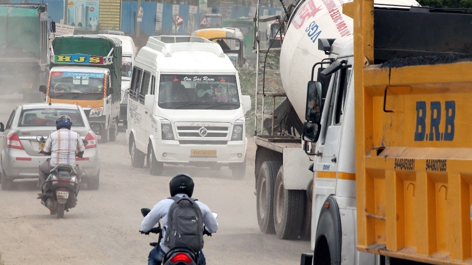 Sand Particles In Bengaluru Air One of Big Polluting Agents
