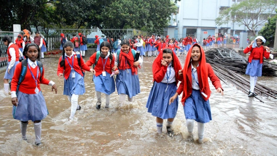 Widespread Rainfall to Drench Northeast India; Heavy Showers Likely over Some Parts | The Weather Channel