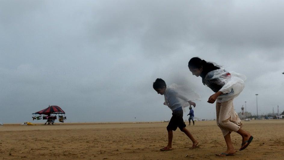 Heavy Rain Expected in Andhra Pradesh, Tamil Nadu This Weekend