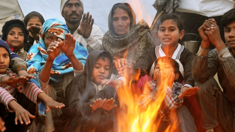 Delhi, Uttar Pradesh to Experience Cold Wave Conditions; Dense Fog Persists Across North, Northeast
