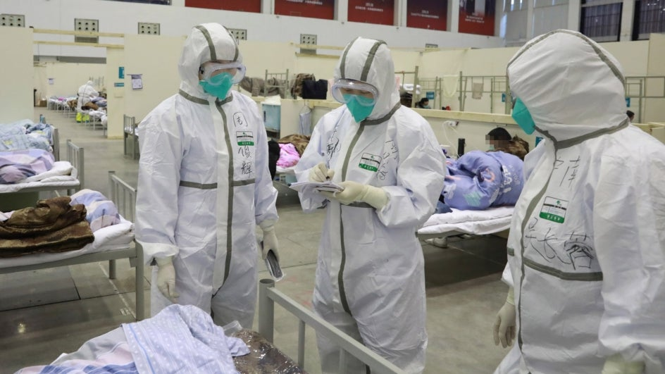 COVID-19: Death Toll Spikes to 1,669, Close to 70,000 Infected ...