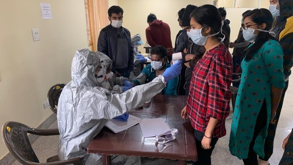 COVID-19: Death Toll Spikes to 1,669, Close to 70,000 Infected; France Reports First Death Outside Asia
