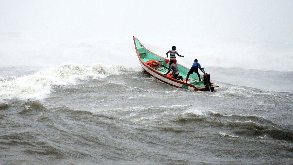 The cyclone is very likely to make landfall around Mumbai on Wednesday, June 3—first to do so in recorded history.