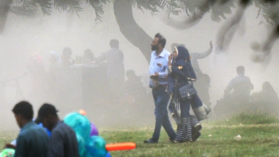 Air Quality Drops to Severe at Various Localities in Delhi