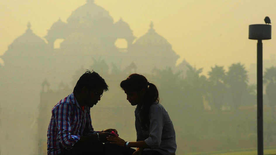 Air Quality Remains 'Very Poor' at Various Localities in Delhi