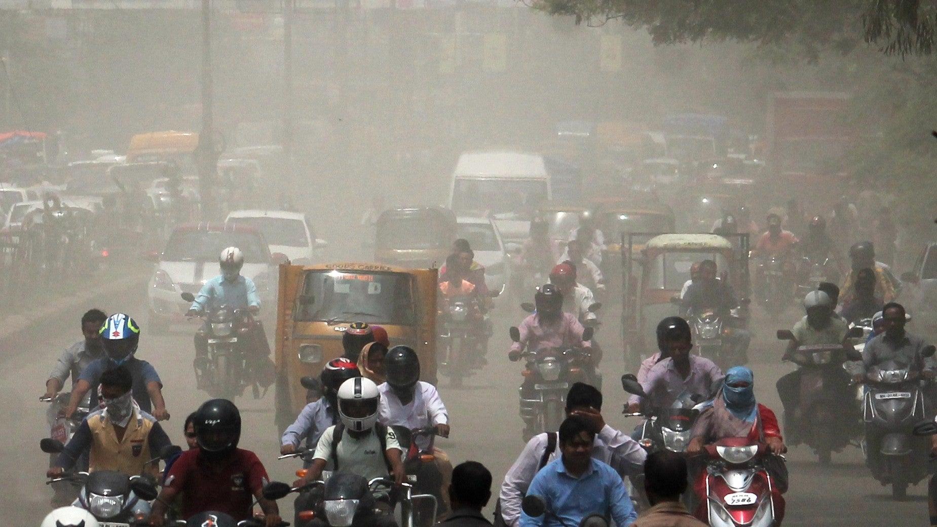 Gurugram, Faridabad Have Cleaner Air Than Delhi