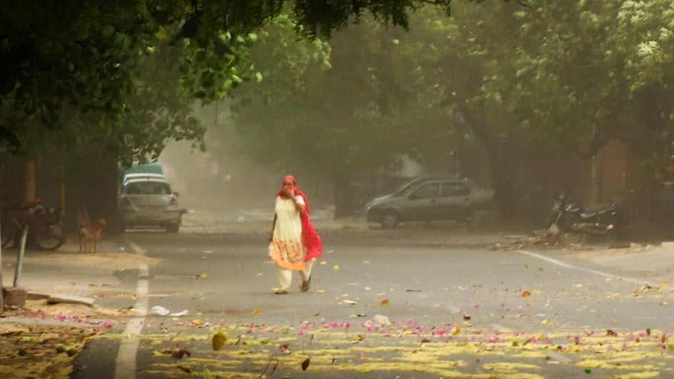 As India Enters Lockdown 4.0, Delhi Witnesses Spike in Pollution Levels