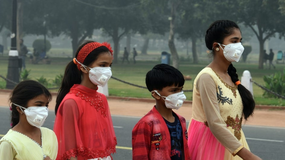 Delhi Air Quality Turns Very Poor; Improvement Expected Come Thursday
