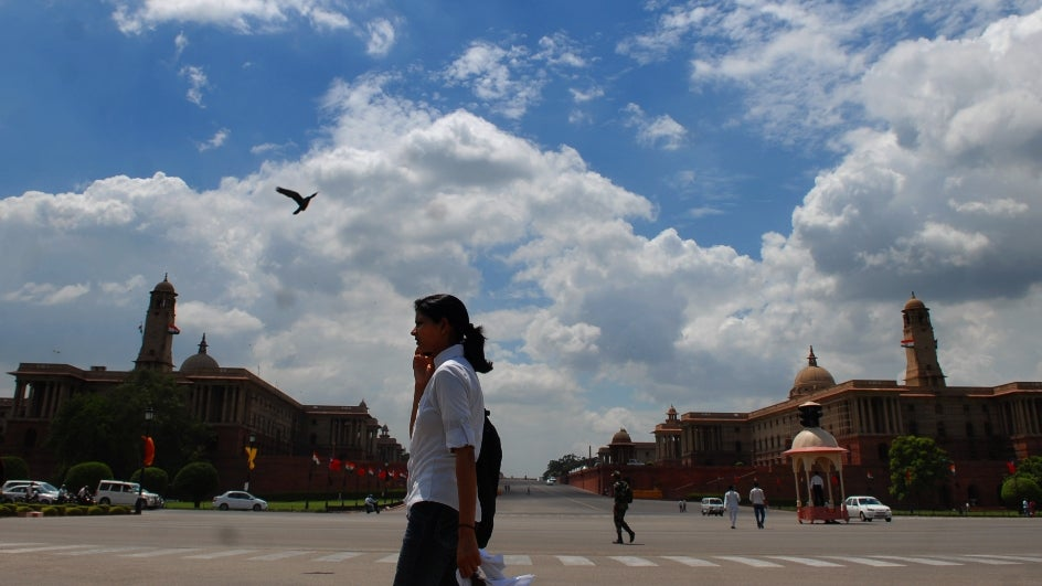 Delhi Air to Turn 'Very Poor' on Wednesday; Thundershowers to Improve AQI Later This Week