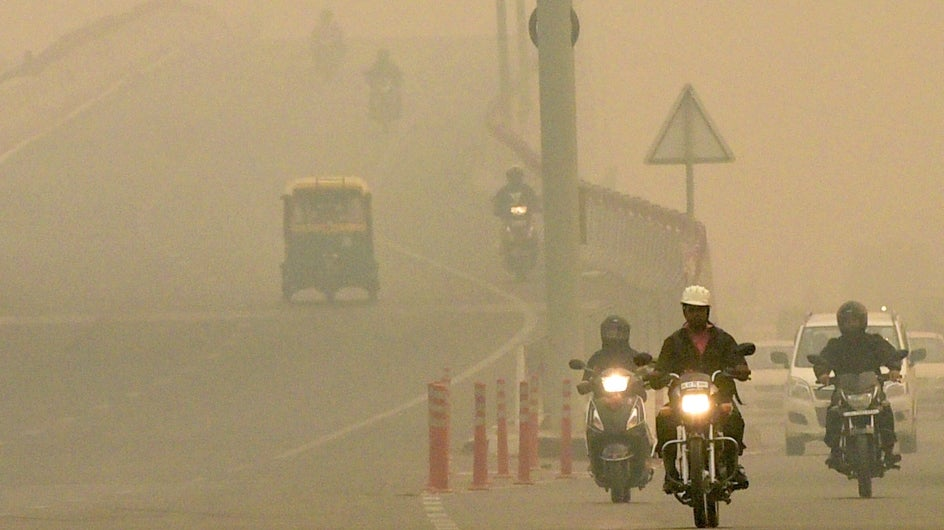 How the UK Cleaned Its Air, and What Delhi Can Learn from It