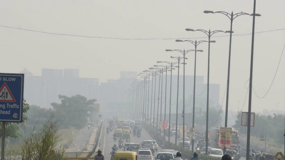 Delhi's Air Quality Expected to Deteriorate Further