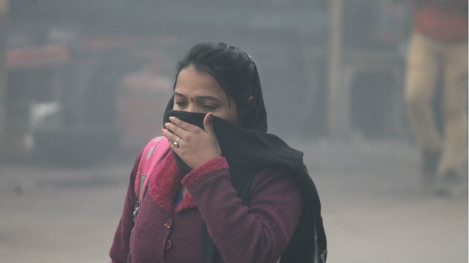 Delhi's Air Quality Very Poor, May Turn Severe
