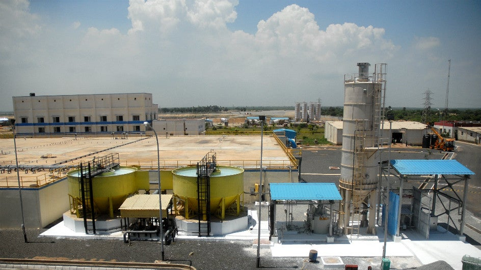 Could Desalination Help Address India's Water Problems?