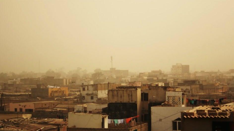Air Quality Concerns Rise as Dust Storm Heads Towards Delhi