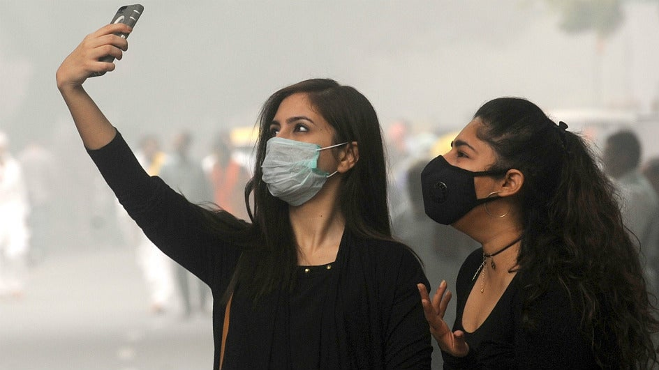 Air Pollution Could Be Bad for Your Eyes Too: Doctors