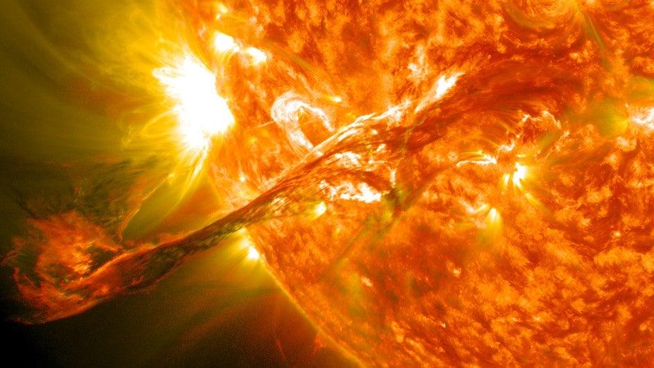 Chandrayaan-2 Orbiter Demonstrates Efficiency of Its Solar X-Ray Monitor