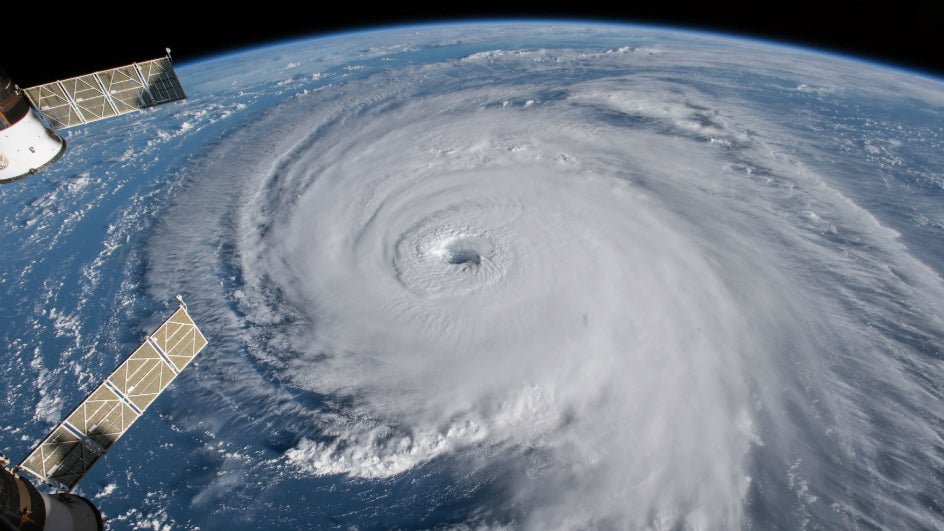 Climate Change's Influence on Hurricane Florence: a Wetter and Larger Storm?