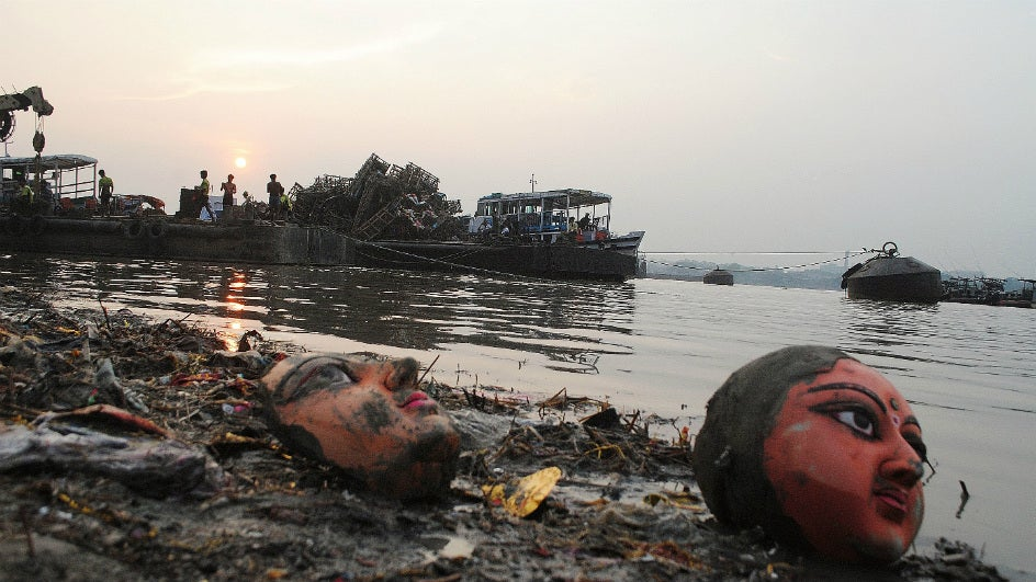 49% of Ganga Has High Biodiversity, but Rest Is Adversely Affected: Study