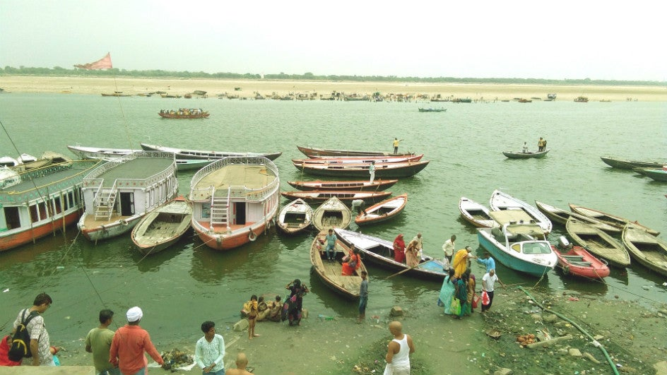 Less Than 33% of Waste in Cities, Towns along Ganga Processed