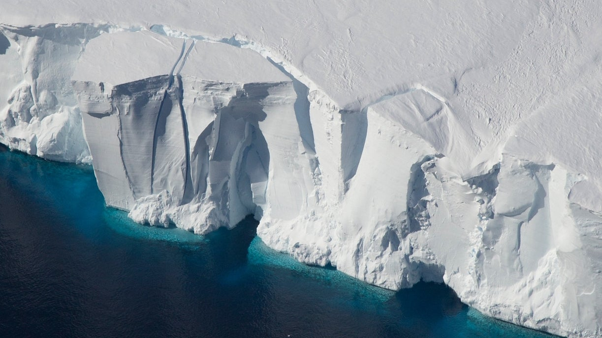 Sea Level Rise Due to Antarctica's Ice Sheet Melting 30% More than Previously Estimated: Study | The Weather Channel - Articles from The Weather Channel | weather.com