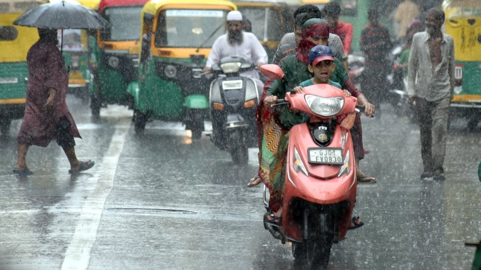 Gujarat Region on Red Alert; Extremely Heavy Rains to Lash Parts of State over Weekend