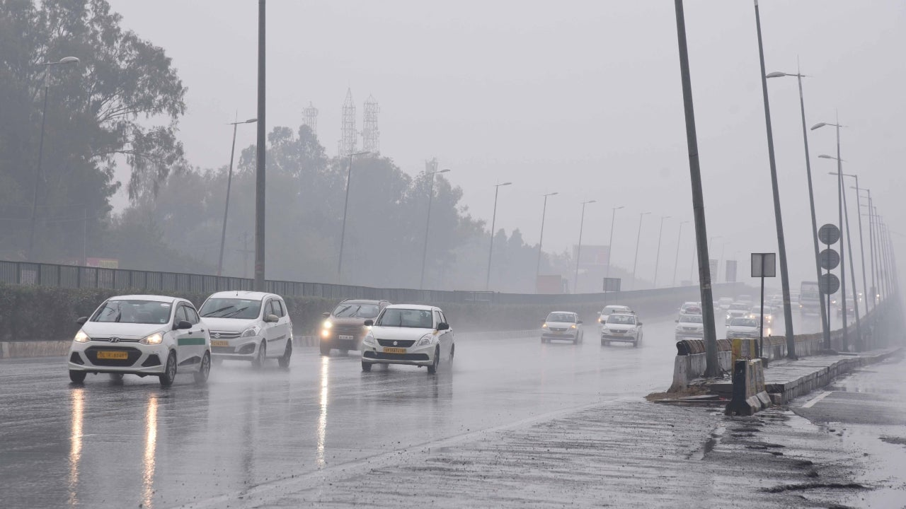 Heavy Rains to Lash North and Northwest India on January 4-5; Delhi, Punjab,  Himachal on Orange Alert | The Weather Channel - Articles from The Weather  Channel | weather.com
