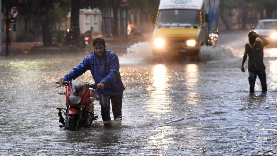 Rapid Urbanisation is Causing Heavy Rainfall Events Across South India, Finds Research