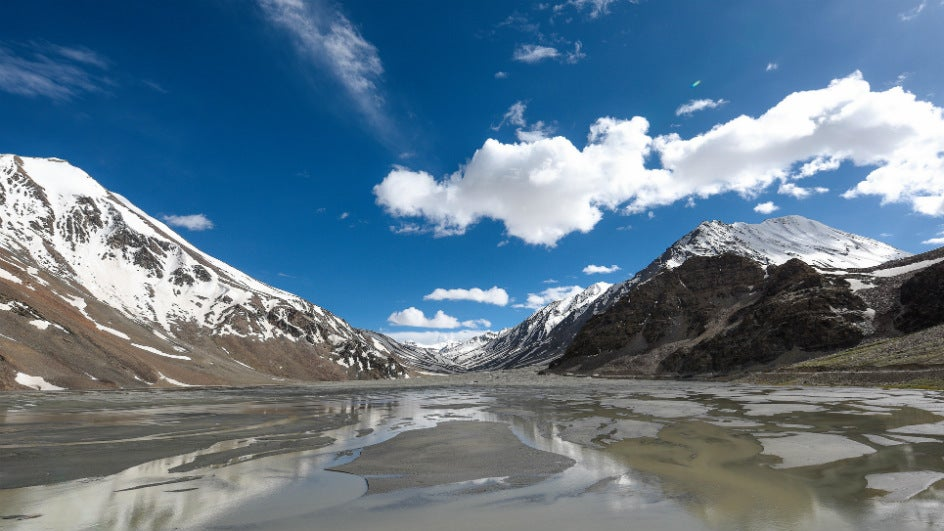 Black Carbon Travelling from Mediterranean Polluting Himalayas in U'khand, Contributing to Receding Snowline, Reveals Study